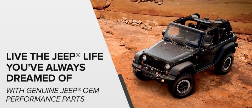 Off Road Jeep Parts