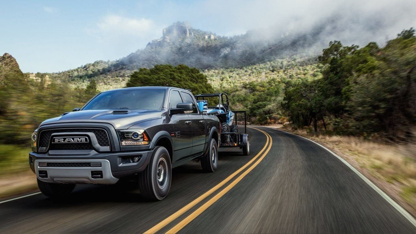 2018 Ram 1500 towing capability