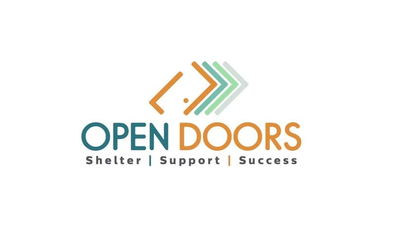 Open Doors Logo
