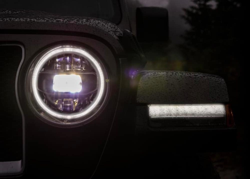 2019 Jeep Wrangler LED Lighting Group