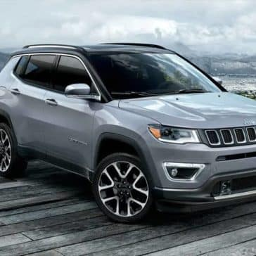 2019 Jeep Compass On Dock