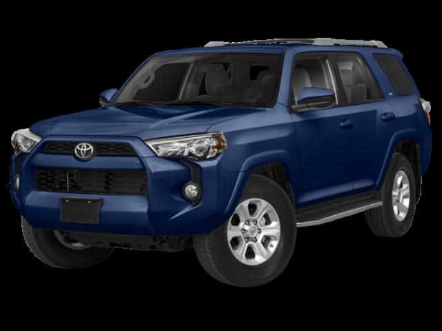 2019 Toyota 4Runner in blue