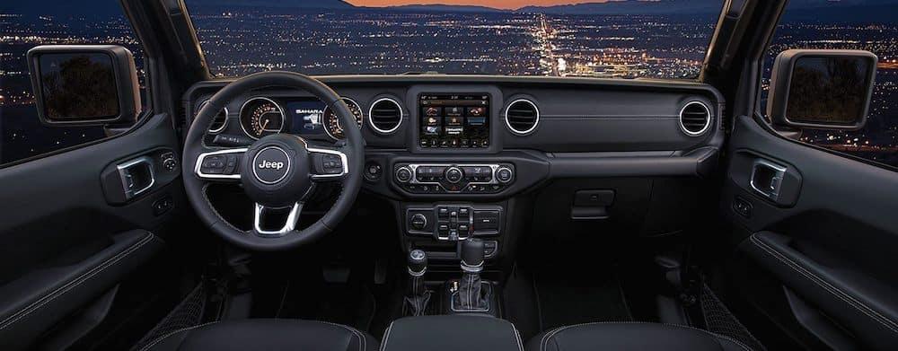 2019 Jeep Wrangler Interior Features Space Garavel Cjdr