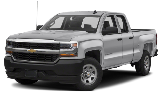 2019 Chevrolet Silverado 1500 in gray