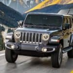 2019 Jeep Wrangler Towing