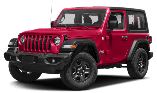 Jeep Wrangler 2-Door