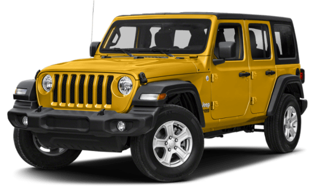 Jeep Wrangler 4-Door