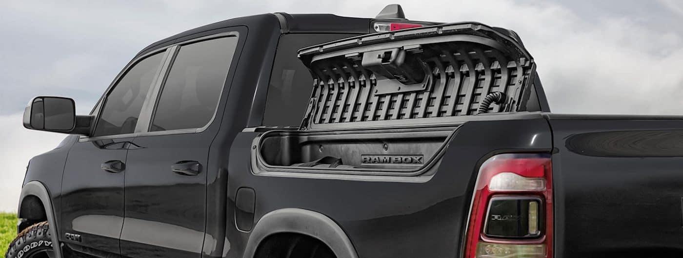 2020 Ram 1500 RamBox Cargo