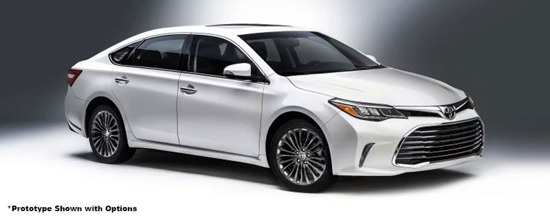 2018 Toyota Avalon Review Price Specs Columbus Oh