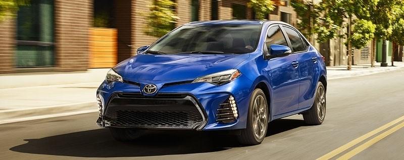 2018 Toyota Corolla Review Price Specs Columbus Oh