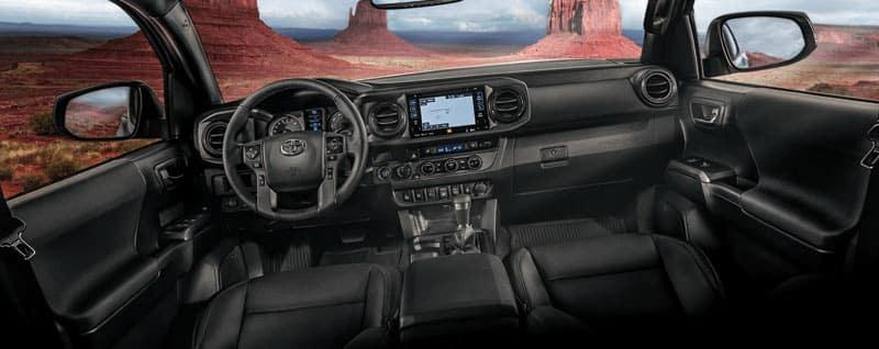 2018 Toyota Tacoma Interior