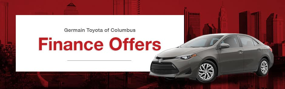 Toyota APR Deals near Columbus Ohio