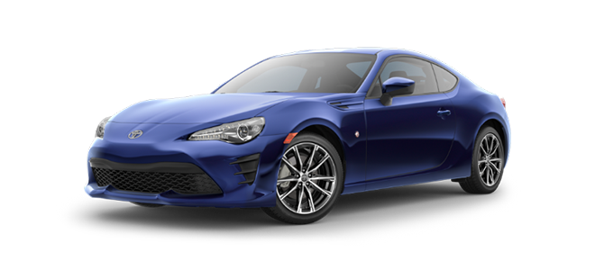 Toyota 86 at Germain Toyota of Columbus