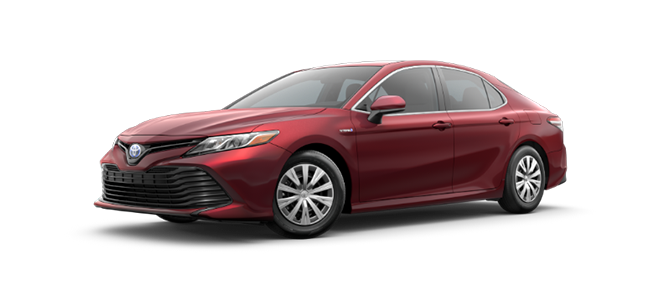 Toyota Camry Hybrid at Germain Toyota of Columbus