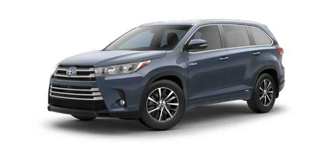 Toyota Highlander Hybrid at Germain Toyota of Columbus