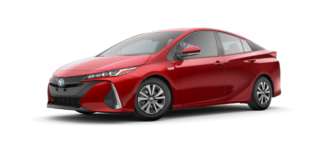 Toyota Prius Prime at Germain Toyota of Columbus