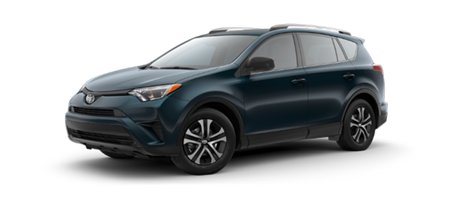 Toyota RAV4 at Germain Toyota of Columbus