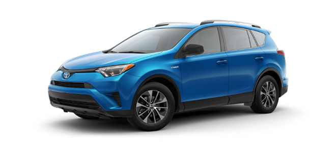 Toyota RAV4 Hybrid at Germain Toyota of Columbus