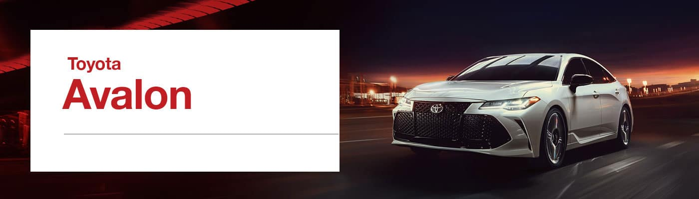 Toyota Avalon Loyalty Rebate