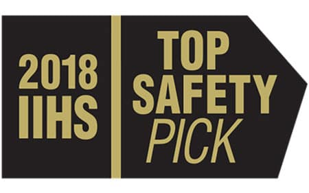 2019 IIHS Top Safety Pick Toyota Highlander