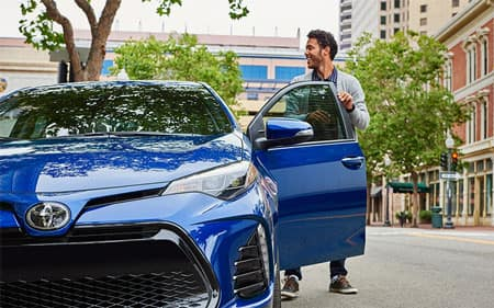 2018 Toyota Corolla Exterior Styling
