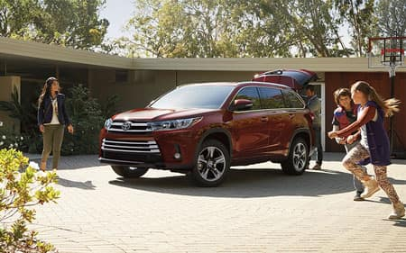 2019 Toyota Highlander Performance