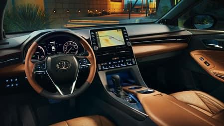 2020 Toyota Avalon Limited Interior