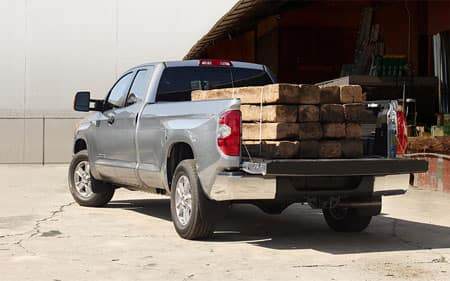 2020 Toyota Tundra SR5 Double Cab Long Bed Payload