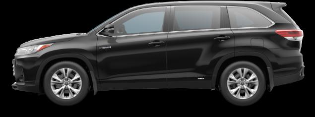 2019 Highlander Hybrid LE