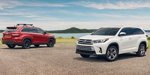 2019 Toyota Highlander Hybrid Styling