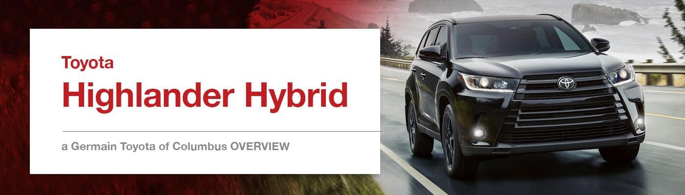 2019 Toyota Highlander Hybrid Model Review
