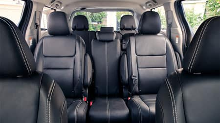 2019 Toyota Sienna 8 Passenger Seating