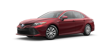 New Toyota Camry Hybrid at Germain Toyota of Columbus
