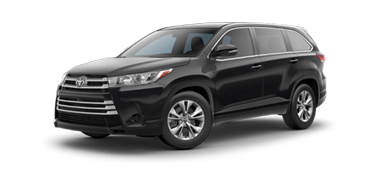 New Toyota Highlander at Germain Toyota of Columbus