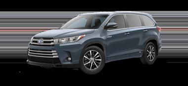 New Toyota Highlander Hybrid at Germain Toyota of Columbus