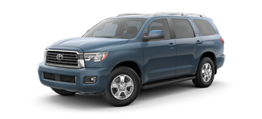 New Toyota Sequoia at Germain Toyota of Columbus