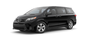 New Toyota Sienna at Germain Toyota of Columbus