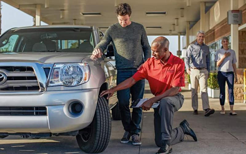 Toyota Roadside Assistance