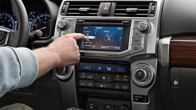2019 Toyota 4Runner Premium Audio System