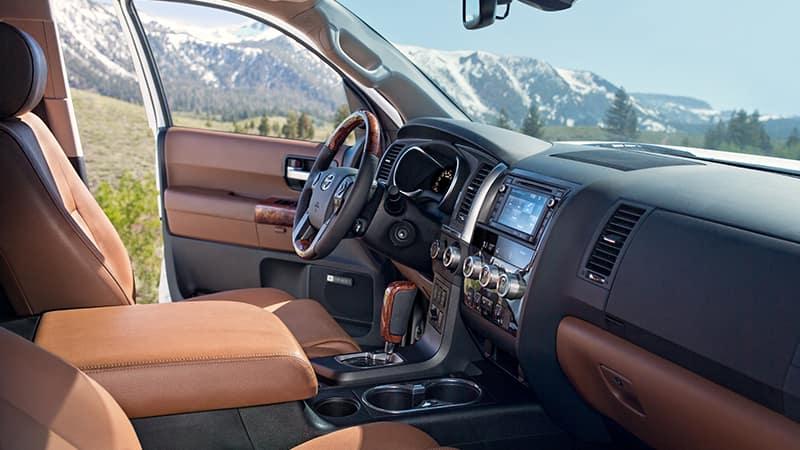 2020 Toyota Sequoia Technology