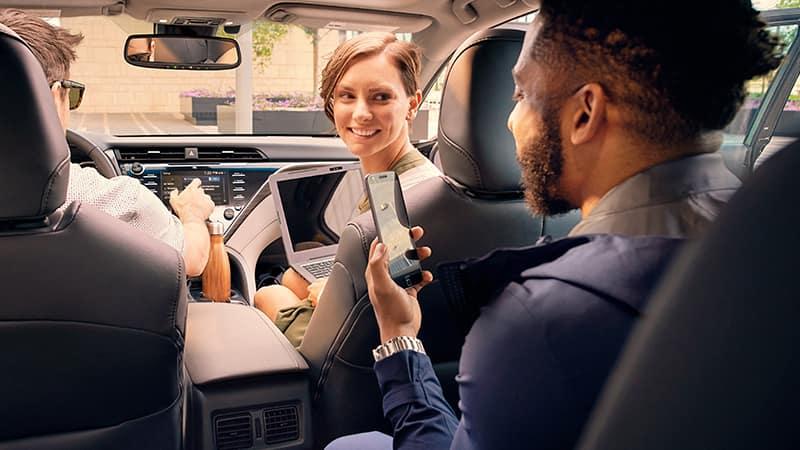 2020 Toyota Camry Hybrid Safety