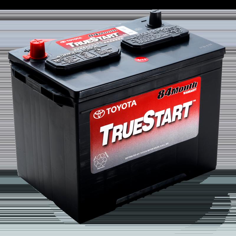 Toyota TrueStart Batteries