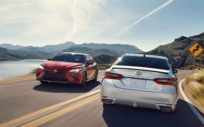2020 Toyota Camry Exterior Styling