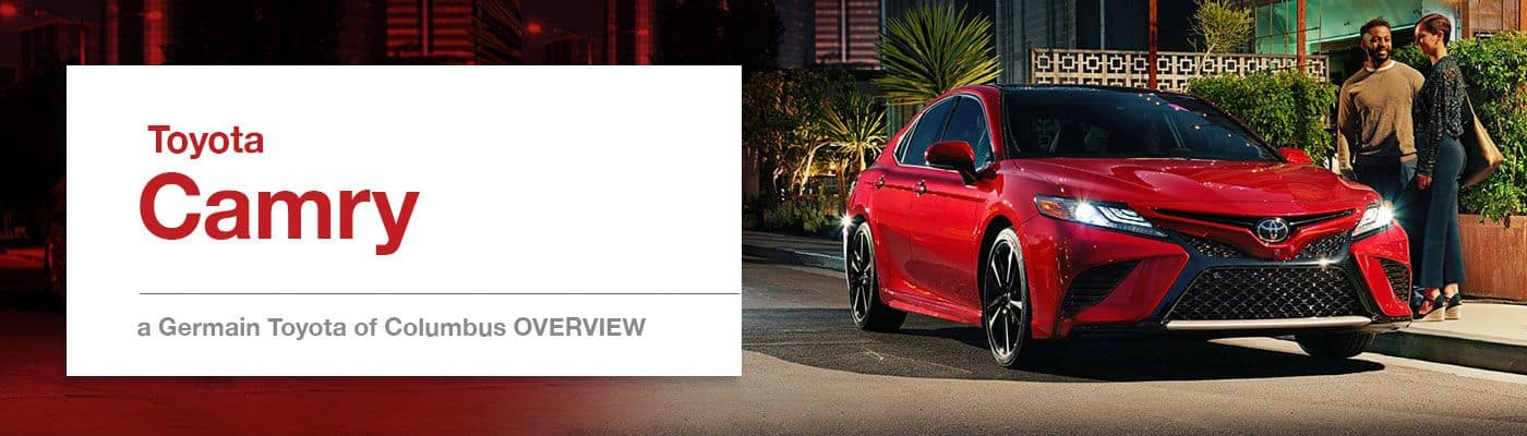 2020 Toyota Camry Model Overview at Germain Toyota of Columbus