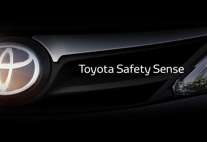2020 Toyota Safety Sense