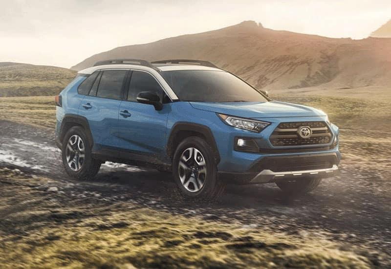 2020 Toyota RAV4 Performance & Capability
