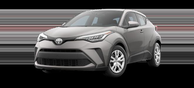 New Toyota C-HR at Germain Toyota of Columbus
