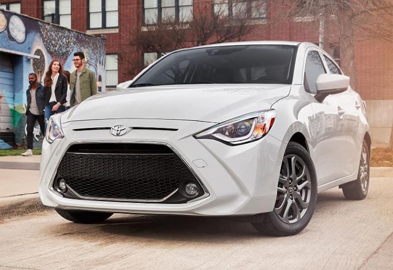 2020 Toyota Yaris Styling