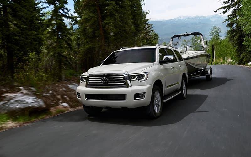 Toyota Sequoia Exterior