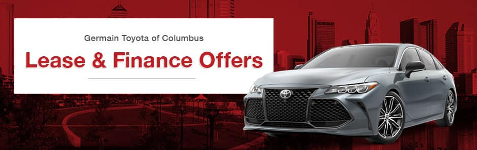 Lease & Finance Offers at Germain Toyota